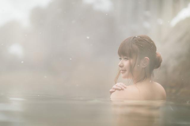 温泉で営業.jpg